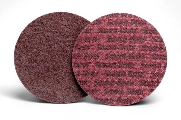 Scotch-Brite™ AL  Surface Conditioning Disc, 1-1/2 in x NH A MED, 200 per case