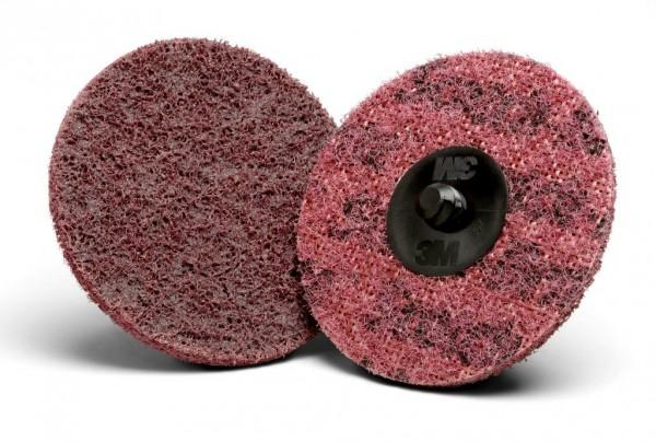 Scotch-Brite™ Roloc™ AL Surface Conditioning Disc TSM, 1-1/2 in x NH A CRS, 50 per inner 200 per case