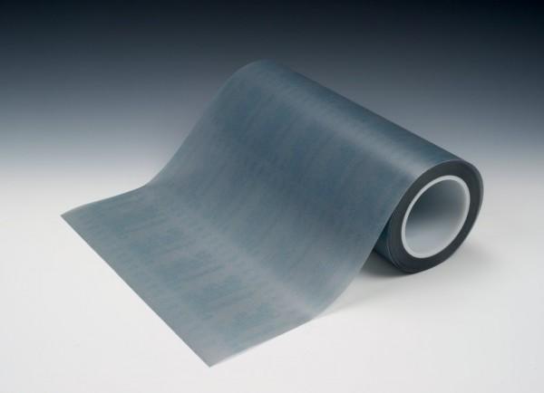 3M™ Microfinishing Film Type E Unbacksized Roll 468L, 17.5 in x 150 ft x 3 in 100 Micron ASO, 1 per case