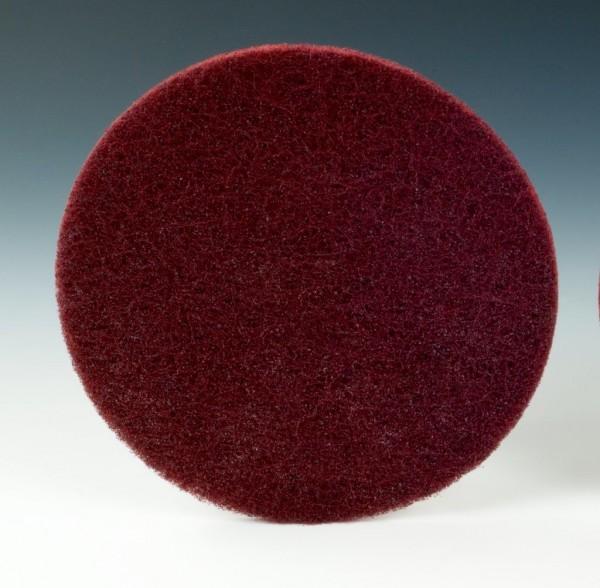 Scotch-Brite™ Light Deburring Disc, 2 in x NH A VFN, 300 per case