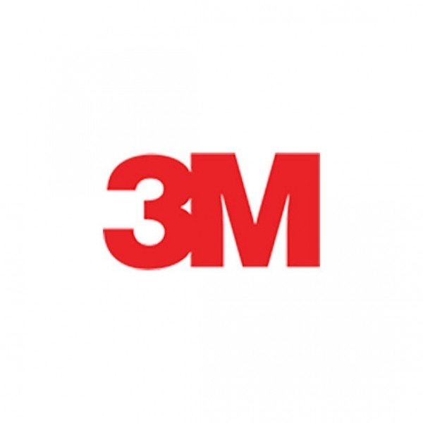3M™ Polyurethane Protective Tape 8671 Gloss White, 12 in x 72 yd, 1 per case
