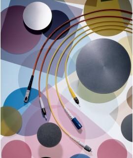 3M™ Diamond Lapping Film 668X, 3 Micron PSA Disc, 10 in x NH Die# 1000C, 10 per inner 100 per case