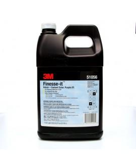 3M™ Finesse-it™ Polish 61104, Purple, 50 gallons in 55 Gallon Drum, 1 per case