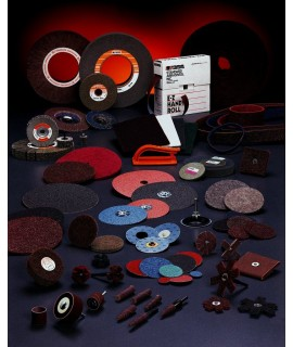 Standard Abrasives™ Quick Change TS Disc Hub 510872, 3/4 in for 2 in disc, 50000 per case