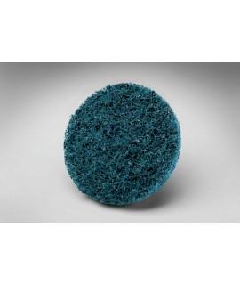 Scotch-Brite™ Roloc™ Surface Conditioning Disc TS, 3/4 in x NH A VFN Reverse Button, 50 per inner 200 per case