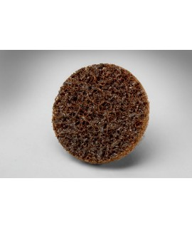 Scotch-Brite™ Roloc™ Surface Conditioning Disc TS, 3/4 in x NH A CRS Reverse Button, 50 per inner 200 per case