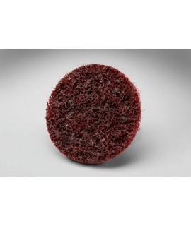 Scotch-Brite™ Roloc™ Surface Conditioning Disc TS, 3/4 in x NH A MED, 50 per case 200 per case