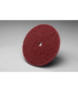 Scotch-Brite™ High Strength Disc, 1-1/2 in x 1/2 in A MED, 300 per case