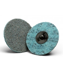 Scotch-Brite™ Roloc™ AL Surface Conditioning Disc TR, 1-1/2 in x NH A VFN, 50 per inner 200 per case