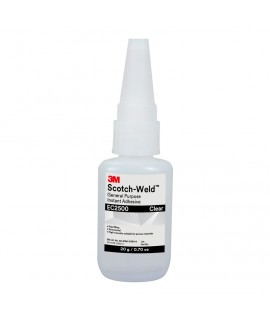 3M™ Scotch-Weld™ General Purpose Instant Adhesive EC2500, 20 g btl, 10 per case