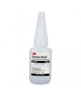 3M™ Scotch-Weld™ Super Fast Instant Adhesive SF100, 3 Gram/.11 oz tube, 100 per case