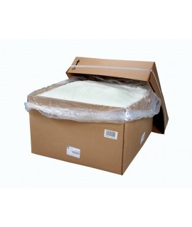 3M™ Hot Melt Adhesive 3792 B Clear, 22 lb per case with Plastic Liner