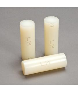 3M™ Hot Melt Adhesive 3762 LM B Light Amber, Pellets, 22 lb box with Plastic Liner