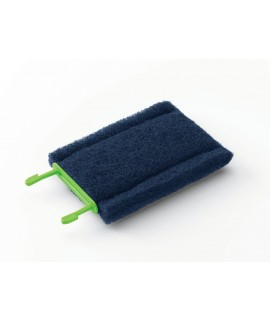 Scotch-Brite™ Low Scratch Blue Cleaning Pad 903, 6/case