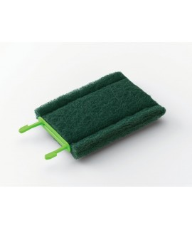 Scotch-Brite™ Medium Duty Green Cleaning Pad 902, 6/case