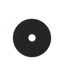3M™ Black Stripper Pad 7200, 10 in, 5/case