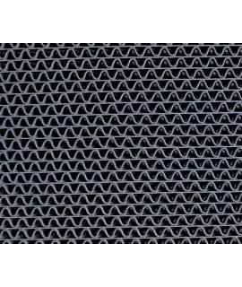 3M™ Nomad™ Z-Web Medium Traffic Scraper Matting 6250, Gray, 3 ft x 5 ft, 1/case