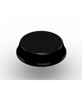3M™ Bumpon™ Protective Products SJ5780 Black, 2600 per case