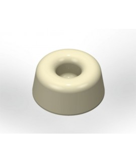 3M™ Bumpon™ Protective Products SJ5009 White, 1000 per case