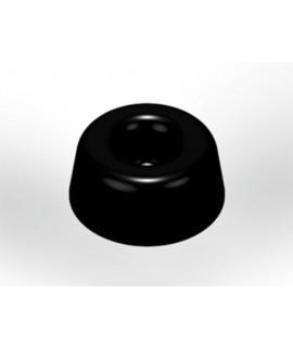3M™ Bumpon™ Protective Products SJ5009 Black, 1000 per case