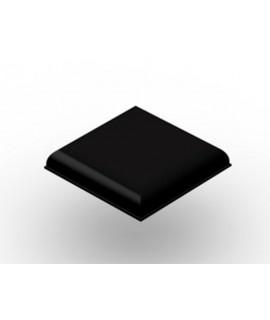 3M™ Bumpon™ Protective Products SJ6105 Black, 1000 per case