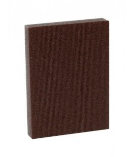 3M™ Pro-Pad™ Sanding Sponge, PRPD-220, 2.88 in x 4 in x .5 in, 220 Grit, 54/cs