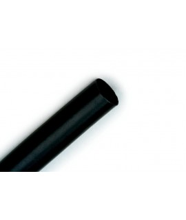 "3M™ Heat Shrink Thin-Wall Tubing FP301-1/8-6""-Black-200 Pcs, 6 in Length pieces, 200 pieces/case"