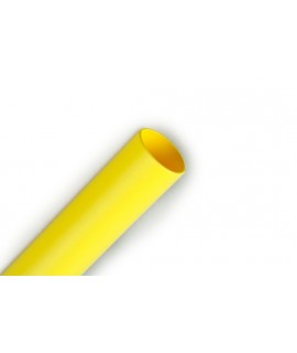 """3M™ Heat Shrink Thin-Wall Tubing FP-301-1/16-48""""-Yellow-250 Pcs, 48 in Length sticks, 250 pieces/case"""