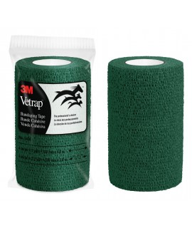 3M™ Vetrap™ Bandaging Tape Bulk Pack, 1410HG Bulk Hunter Green