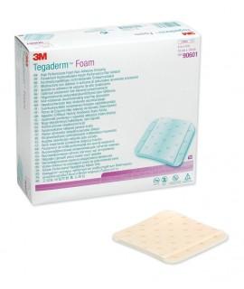 3M™ Tegaderm™ High Performance Foam Non-Adhesive Dressing, 90601