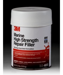 3M™ Marine High Strength Repair Filler, 46014, 1 Gallon, 4 per case