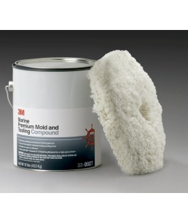 3M™ Premium Mold and Tooling Compound, 06027, Gallon, 4 per case