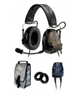 3M™ PELTOR™ COMTAC™ III Advanced Combat Headset,Attached (ACH) 88081-B 1 EA/Case