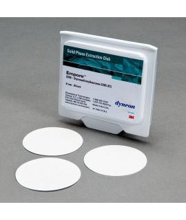 3M™ Empore™ Discs, Model 2240, 47 mm, SDB-XC, 20 per pack, 3 packs per case