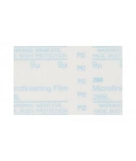 3M™ Microfinishing PSA Film Type D Disc 268L, 10 in x NH 9 Micron, 100 per case