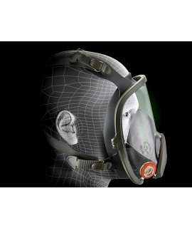 3M™ Full Facepiece Reusable Respirator 6800 Medium 1 Each