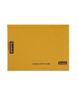 Scotch™ Bubble Mailer 7930, 4 in x 7.25 in Size #000