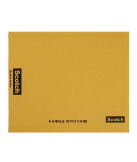 Scotch™ Bubble Mailer 7914, 8.5 in x 11 in, Size 2