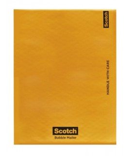 Scotch™ Bubble Mailer 7973, 8.5 in x 13.75 in Size #3
