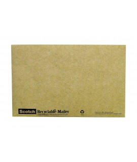 Scotch™ Padded Mailer 6913, 5.5 in x 8.5 in, Recyclable Mailer
