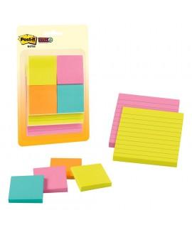 Post-it® Super Sticky Notes, 4421-622SSMX