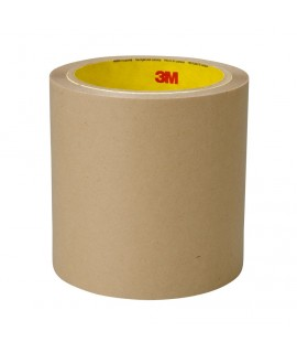 3M™ Double Coated Tape 9500PC Clear, 0.75 in x 3 yd 5.6 mil, 48 rolls per case