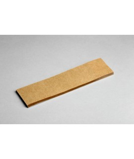 3M™ Adhesive Transfer Tape 1026 Clear, 1 in x 4 in 5 mil, 500 pads per case