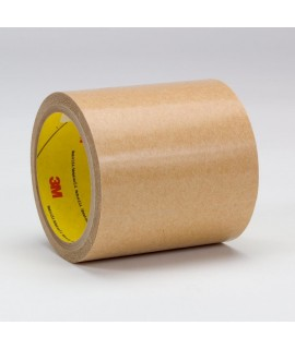 3M™ Adhesive Transfer Tape 1026 Clear, 0.75 in x 6 in 5 mil, 400 pads per case
