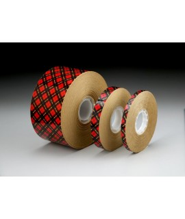 Scotch® ATG Adhesive Transfer Tape 924 Clear, 1/2 in x 11 yd 2.0 mil, 12 per box 6 boxes per case