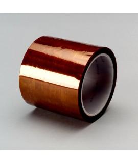 3M™ Polyimide Film Tape 5413, Amber, 12 in x 36 yd 2.7 mil, 1 per case Bulk