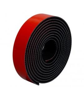 3M™ Dual Lock™ Reclosable Fastener SJ3872 170 Black, 3/4 in x 45 yd 0.22 in (5.6 mm) 2 per case Bulk