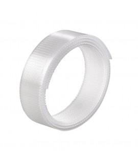 3M™ Dual Lock™ Reclosable Fastener SJ3461 400 Clear, 1 in x 50 yd 0.16 in (4.1 mm), 2 rolls per case