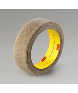 3M™ Fastener SJ3518FR Loop Flame Resistant Beige, 1-1/2 in x 50 yd 0.15 in Engaged Thickness, 2 per case Bulk