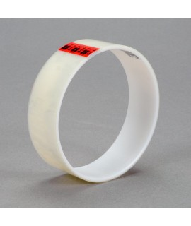 3M™ Polyester Film Tape 853 Transparent, 1/2 in x 72 yd 2.2 mil, 72 per case Bulk